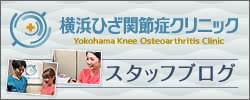 横浜ひざ関節症クリニック スタッフブログ